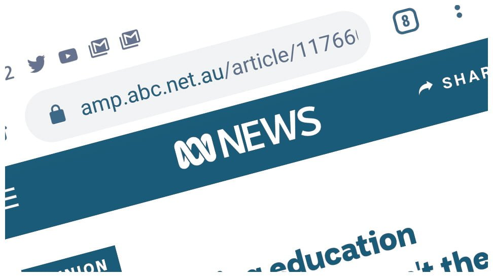 google Amp ABC News