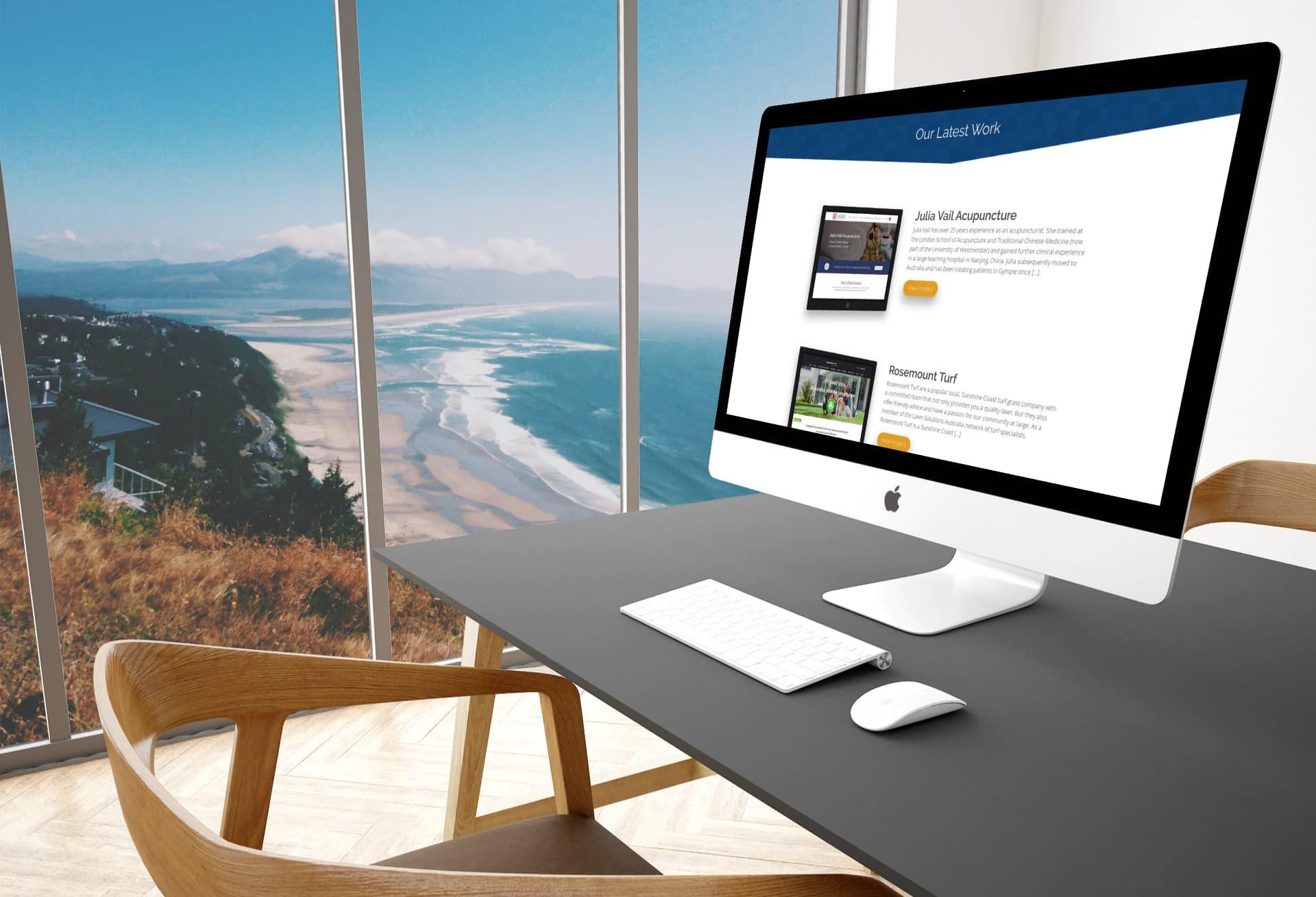 Profession Website EnvisionWorks