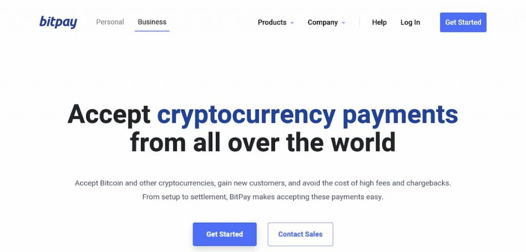 Bitpay Online Payments